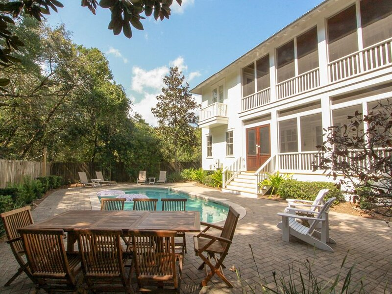 BeachComer, 3 King BRs, Private Heated Pool, Available May 18-22!, holiday rental in Seagrove Beach
