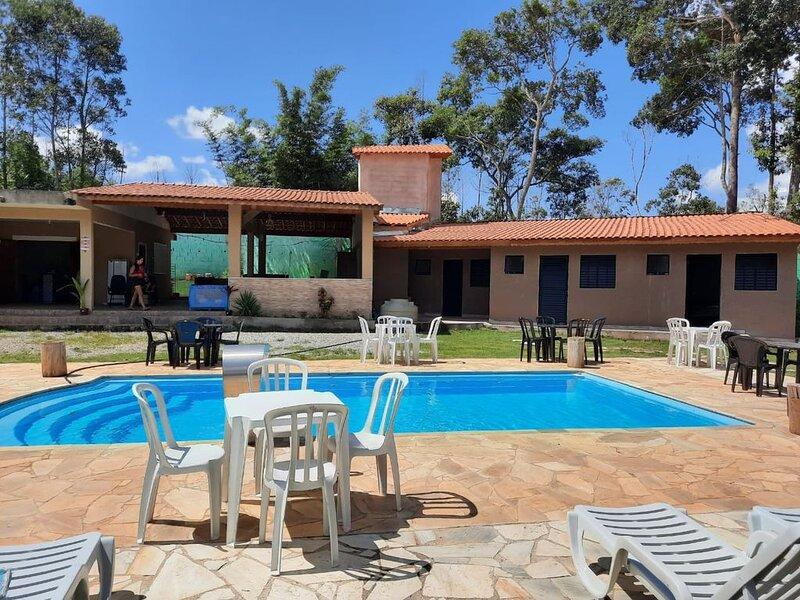 Chácara Bacelar �♀️, location de vacances à Atibaia