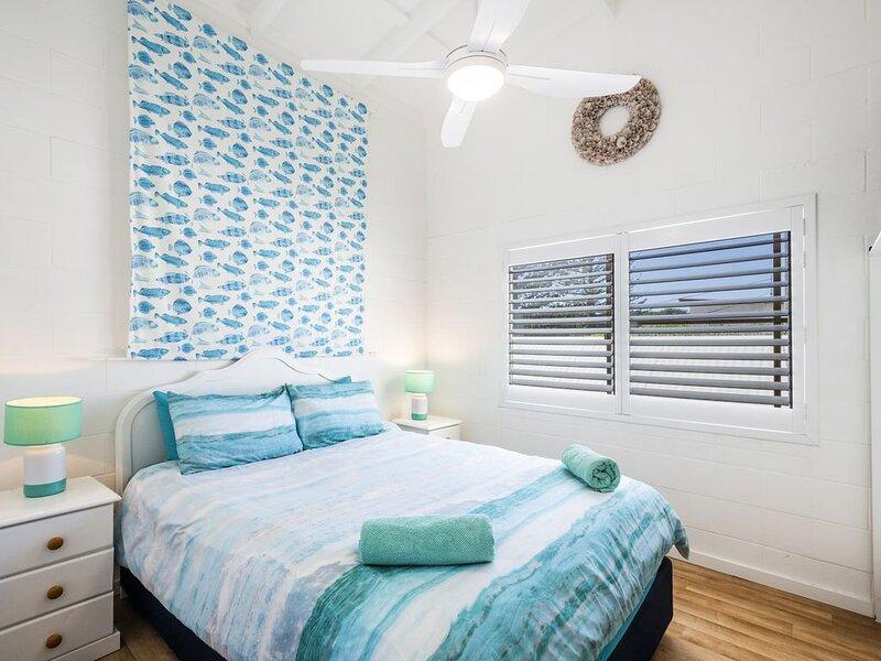 Captain's Bridge - Blue River Apartments - Wooli, casa vacanza a Minnie Water