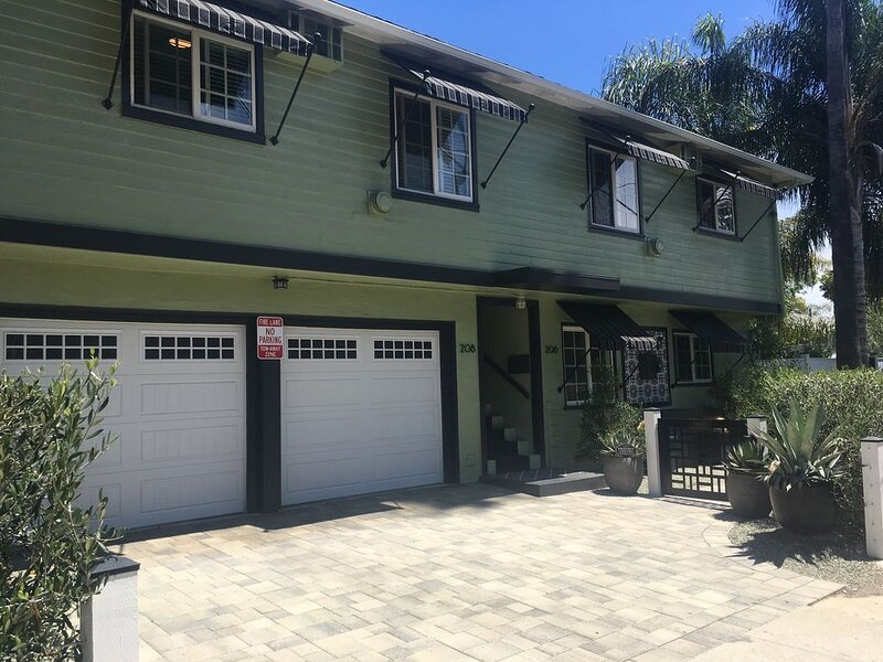 Updated Rates!  Only 2 Blocks to Beach, Pier and Wineries!, vacation rental in Santa Barbara