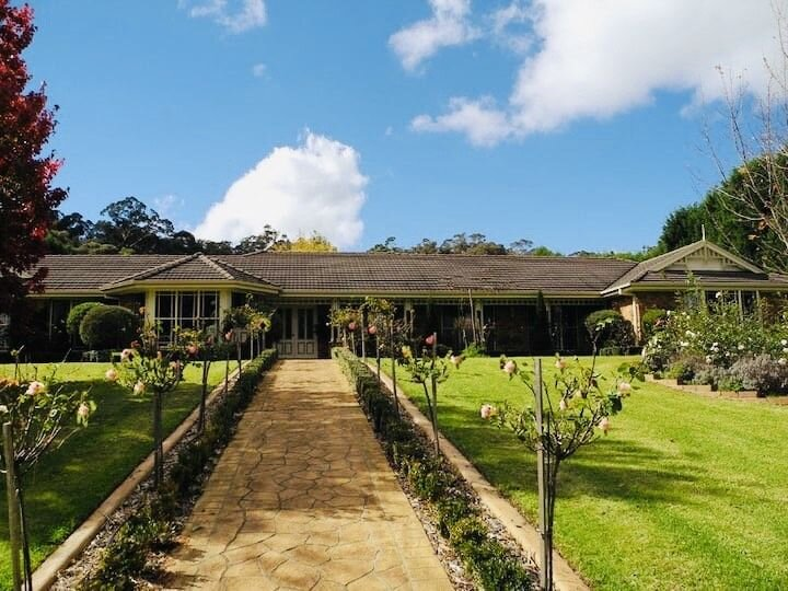 Sherwood Park - A rural atmosphere in town (set on 2 acres ., holiday rental in Mittagong