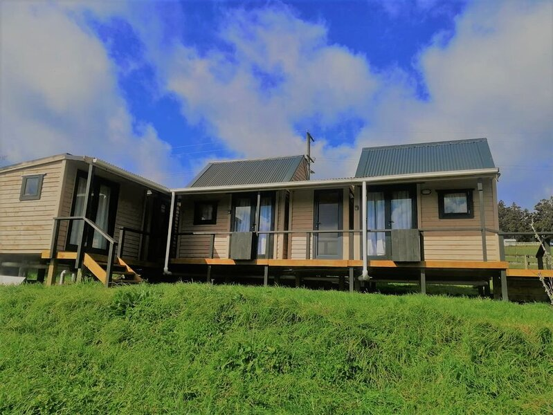 Nature's lap in Te Arai, holiday rental in Kaiwaka