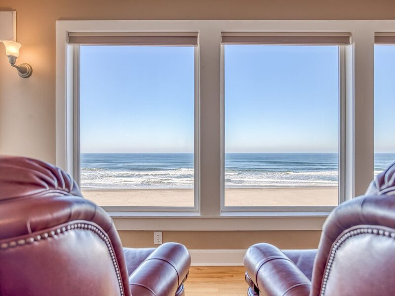 DaySea Cottage Offers Spectacular Ocean Views and Spacious Accommodations!, vacation rental in Otis