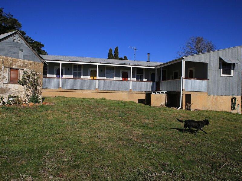 Historic sheep station, aluguéis de temporada em Goulburn