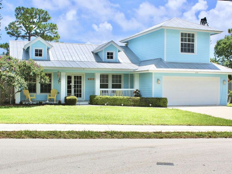 The Manatee Pocket House, in Fisherman's Paradise of Historic Port Salerno, holiday rental in Stuart