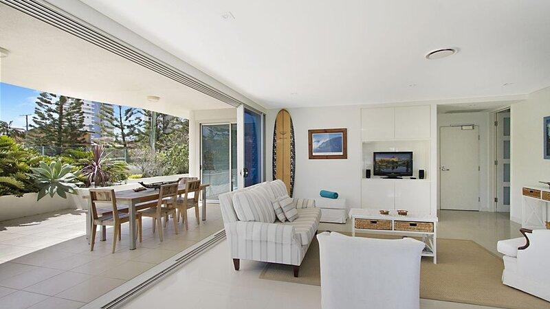 Neilson on the Park Unit 1 - 2 Bedroom unit on the ground floor with large patio, location de vacances à Fingal Head