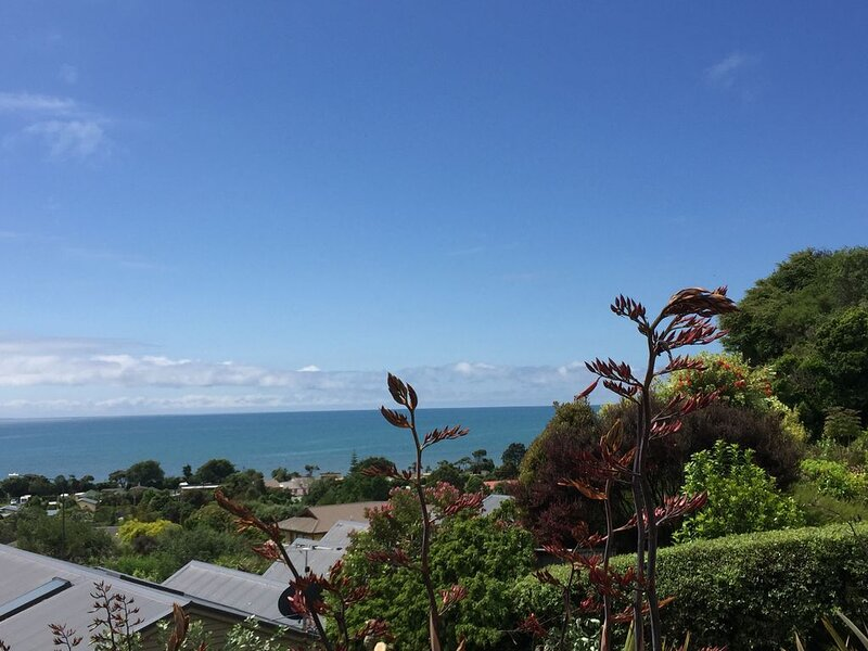 Bay Vista Bliss!!!- with sea views over Golden Bay, holiday rental in Nelson-Tasman Region