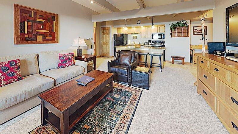 Timberline Condominiums 1 Bedroom Unit C2B, location de vacances à Marble