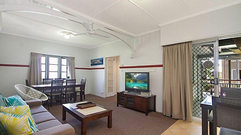 Tondio Terrace Flat 1- to the beach Comfortable 3 bedroom budget accommodation o, location de vacances à Fingal Head