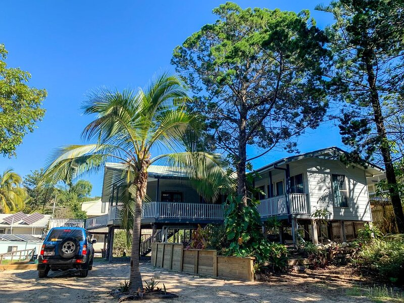 Beautiful Beach House - FRASER ISLAND, vacation rental in River Heads