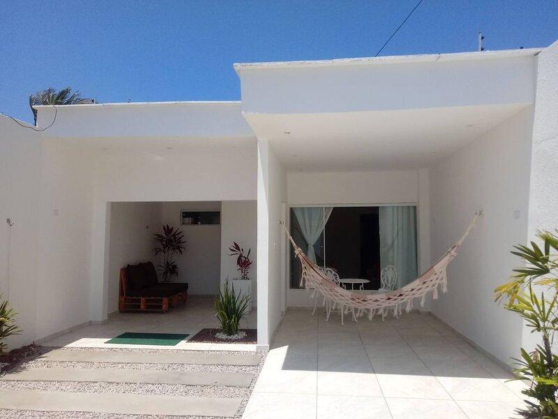 Casa para temporada próximo à praia de Paripueira, holiday rental in State of Alagoas