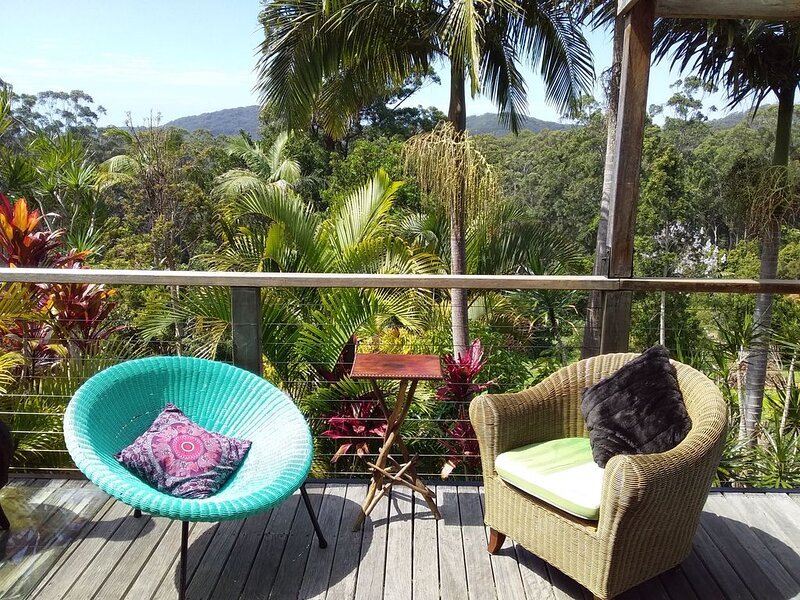 Scotts Head Retreat - Secluded Property, casa vacanza a Stuarts Point