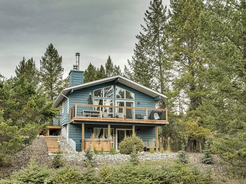 Perfect Year Round Vacation Destination., vacation rental in Fairmont Hot Springs