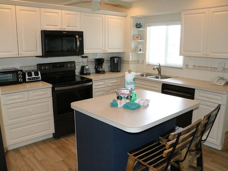Jamaica Royale 302 Updated with a great Gulf view! – semesterbostad i Sarasota