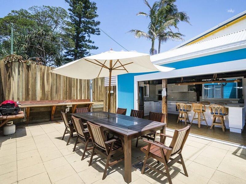 Quarterdeck - Wooli Apartments by the Ocean, casa vacanza a Minnie Water