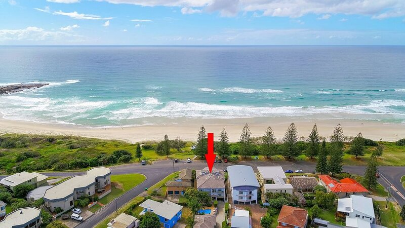 Blue Pacific 1 - Across the road from Pippi Beach Unlimited Wi-Fi available shor, aluguéis de temporada em Yamba
