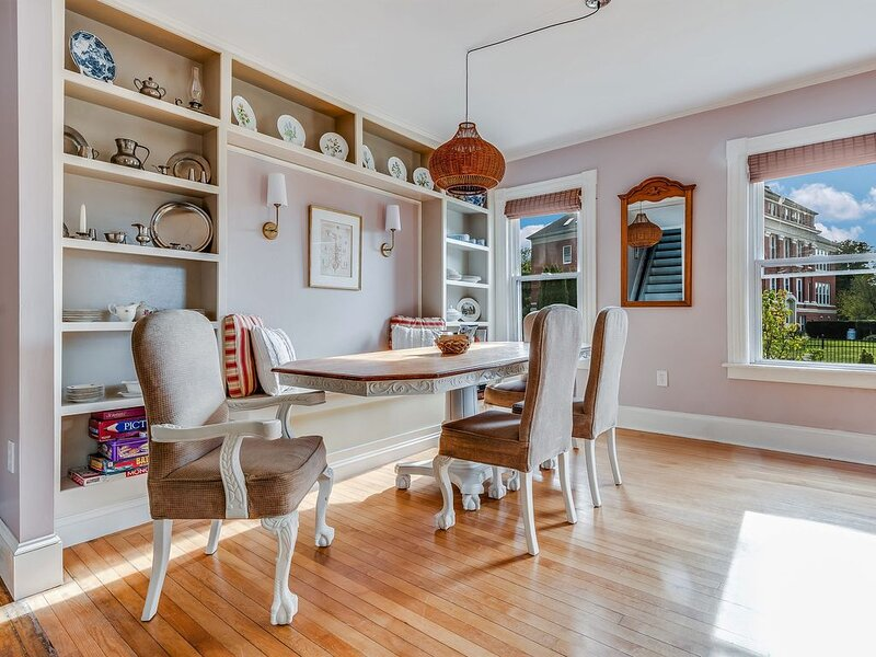 MYSTIC   Lovely, Light-Filled Victorian Townhouse with Luxury Amenities, location de vacances à Norwich