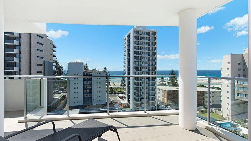 Eden Apartments Unit 901 Easy walk to Twin Towns services club and patrolled bea, location de vacances à Fingal Head