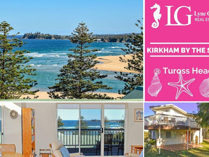 Kirkham by Sea * Tuross Head, holiday rental in Dalmeny