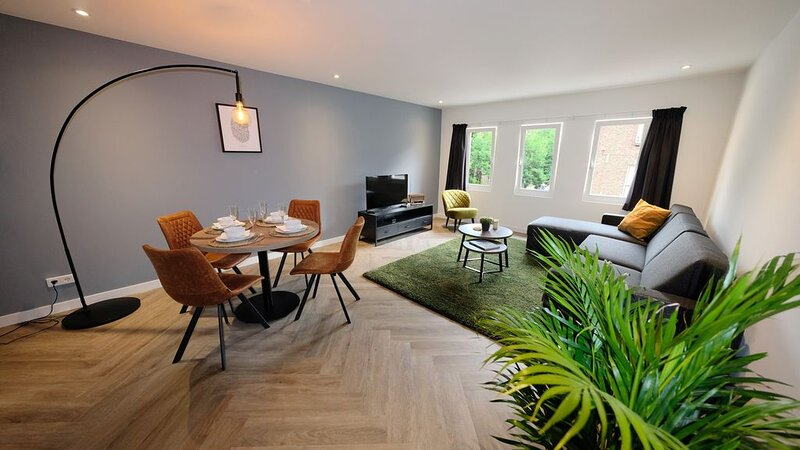 Spacious 65m² apartment in the Centre of Eindhoven, vacation rental in Vessem
