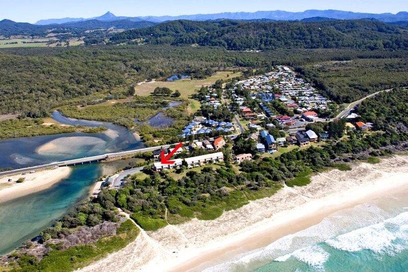 Peninsula Hastings Point, holiday rental in Cabarita Beach