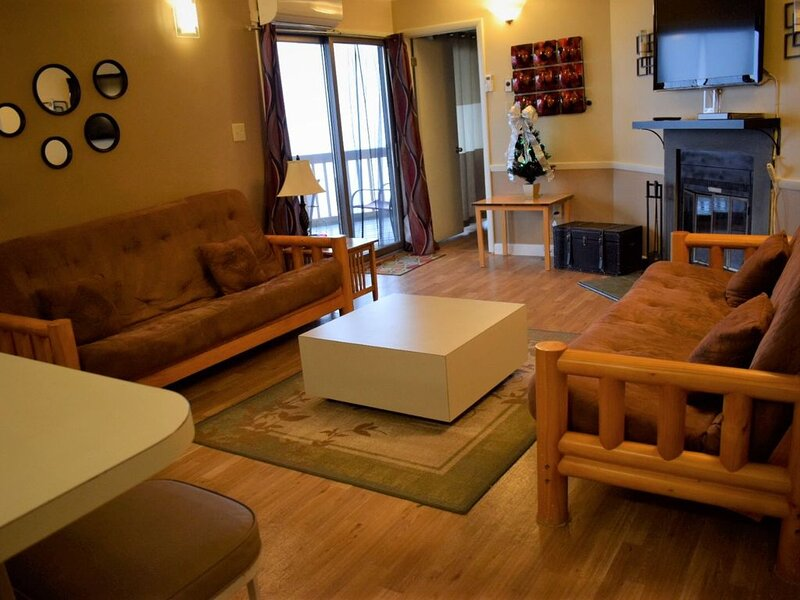 Winterplace Ski-In Ski-Out near Beckley, WV; with Large Deck (Sleeps 11) D301, location de vacances à Beckley