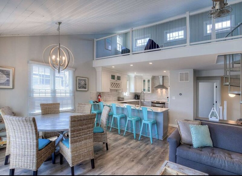 Beautifully Renovated & Family Friendly-Close to Beach & Town, holiday rental in Stone Harbor