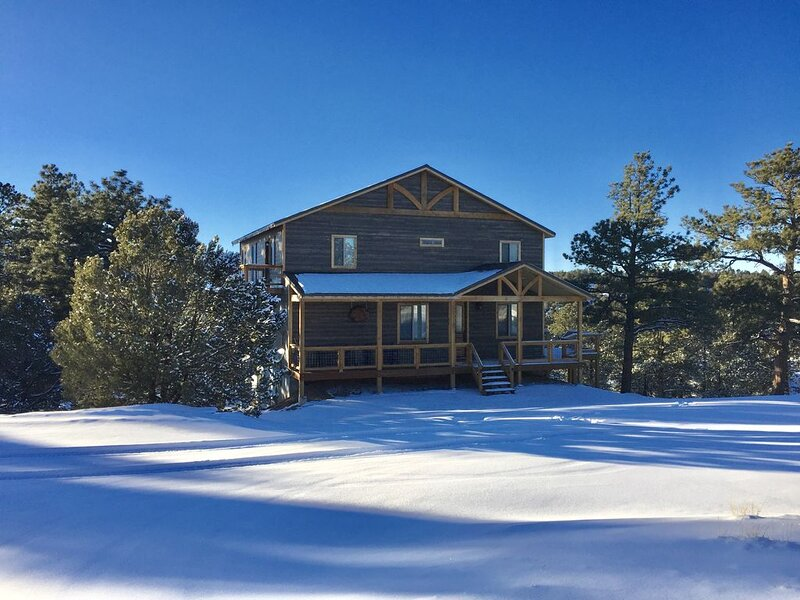 The Growling Bird Mountain Getaway, holiday rental in Silver Cliff
