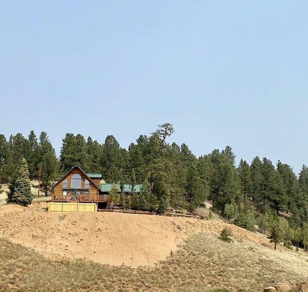 Million dollar lake & mountain views, vakantiewoning in Divide