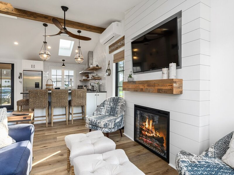 Charming Beach Cottage on the Marsh / Newly Renovated, vacation rental in Kennebunkport