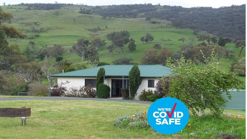 Red Gum Pet Friendly Cottage, holiday rental in Tumut