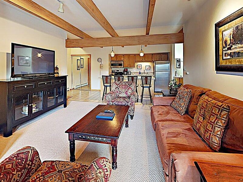 Timberline Condominiums  Snowmass Village, Ski in Ski out 1 Bedroom Unit A2C, location de vacances à Marble