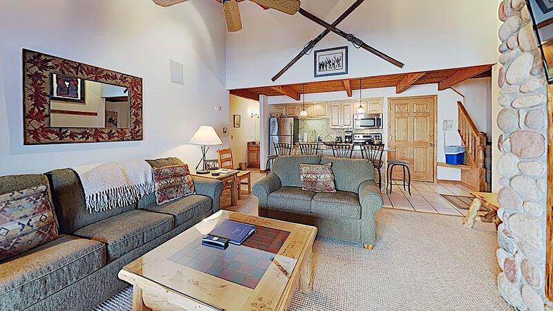 Timberline Condominiums 1 Bedroom Loft Unit C3B, location de vacances à Marble