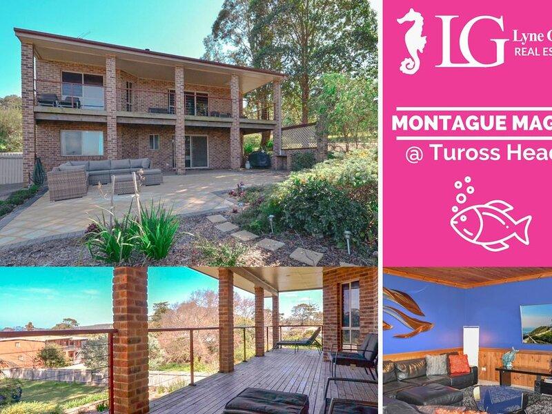 Montague Magic * Tuross Head, holiday rental in Tuross Head