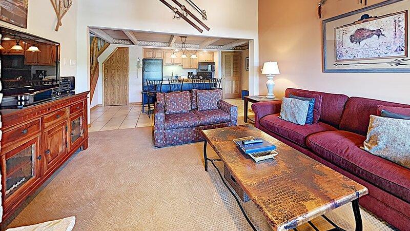 Timberline Deluxe Ski-In/Ski-Out One Bedroom Plus Loft Condo, location de vacances à Marble