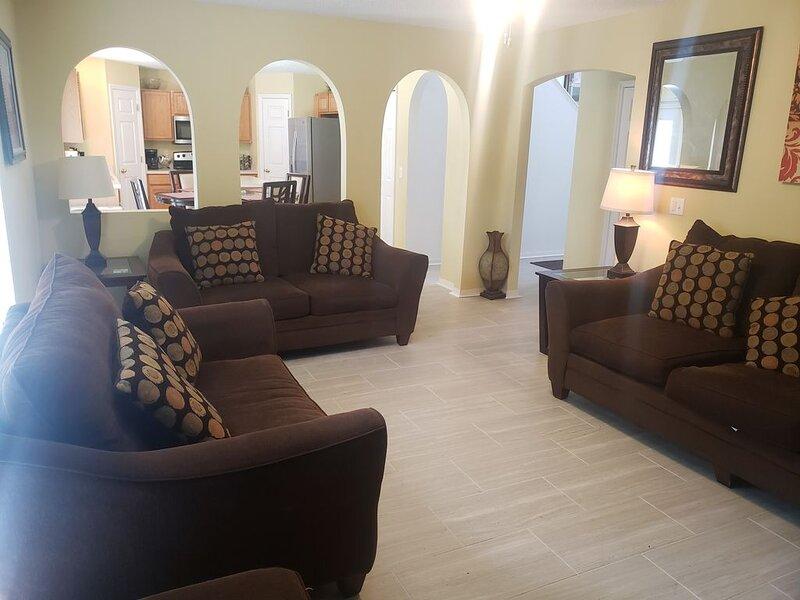 Oasis of Comfort Home, vacation rental in Jacksonville