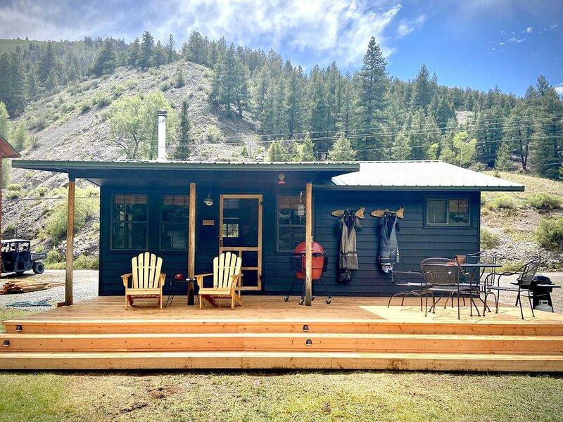Driftwood - Ox Yoke #8 - Newly Updated Cabin That Sits Along the Lake Fork of th, casa vacanza a Lake City