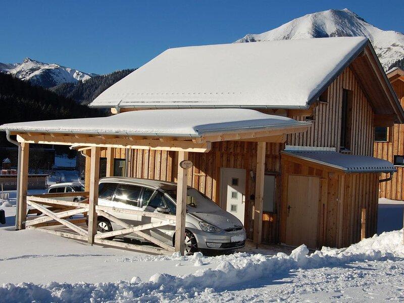 Luxury Chalet in Hohentauern near Ski Area, holiday rental in Spital am Pyhrn