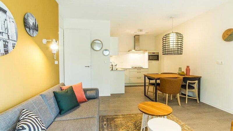 Comfort apartment - 2 bedrooms at Dormio resort Maastricht, holiday rental in Maastricht