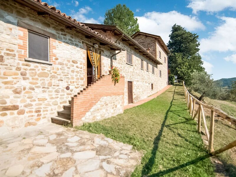 Agriturismo with equestrian centre, horses and options to go horse riding, holiday rental in Morra