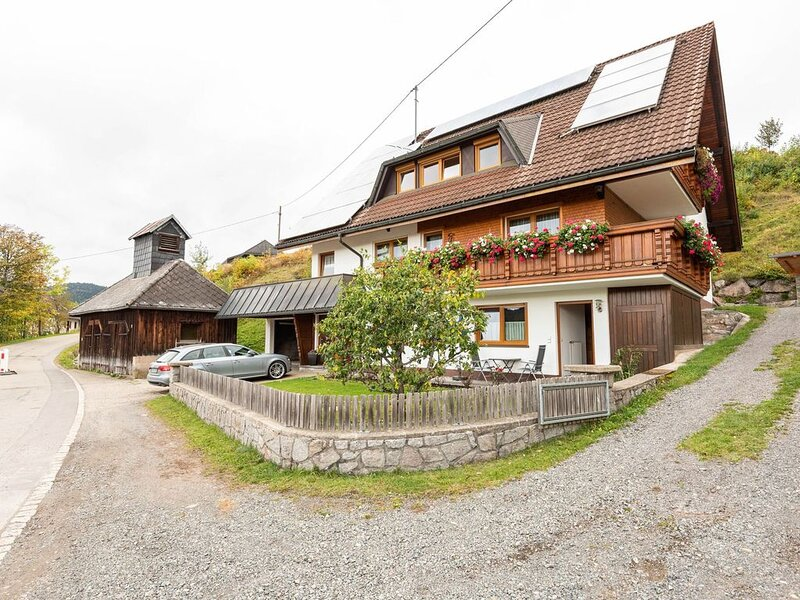 Alluring Apartment in Bernau with Fenced Garden, location de vacances à Menzenschwand