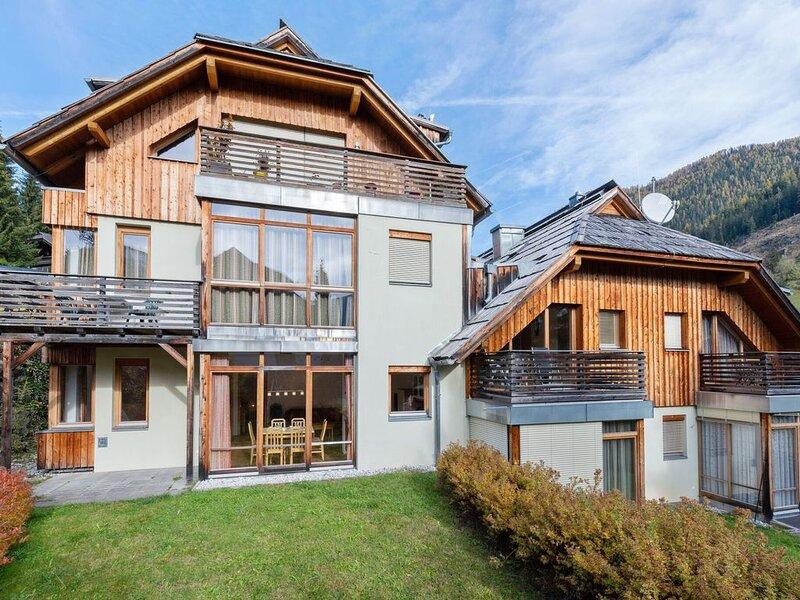 Fascinating Apartment in Bad Kleinkirchheim with Garden, casa vacanza a Kleinkirchheim