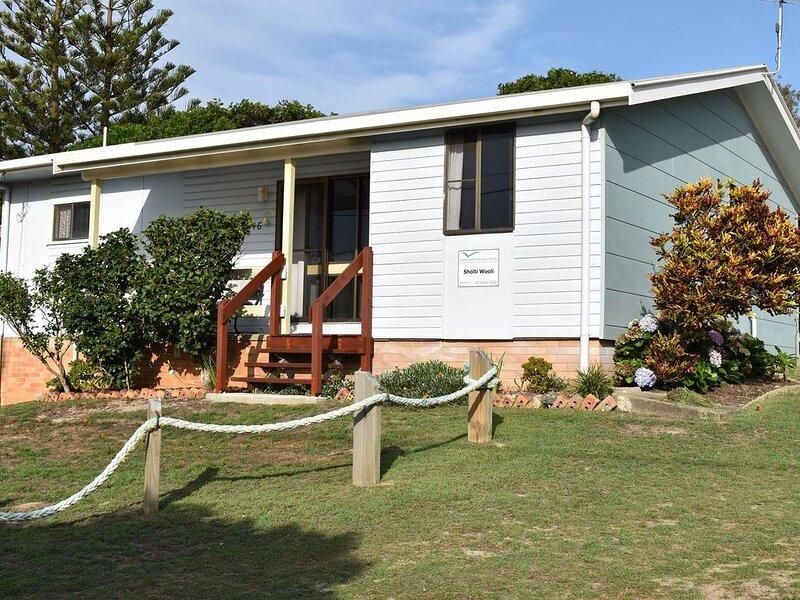 SHOLTI WOOLI - Wooli, NSW, casa vacanza a Minnie Water