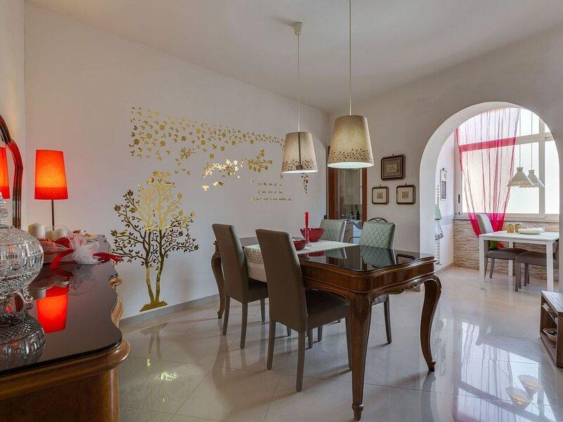 Beautiful Apartment in Boscotrecase with Balcony – semesterbostad i Ottaviano