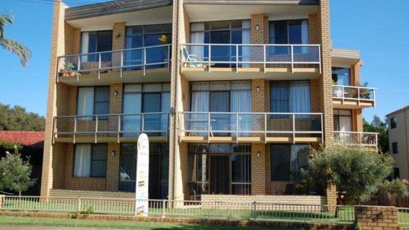7 Beach Apartments - 41 Pacific Drive, location de vacances à Port Macquarie