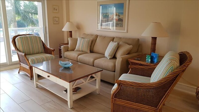 Beachcomber unit 205, holiday rental in Longboat Key
