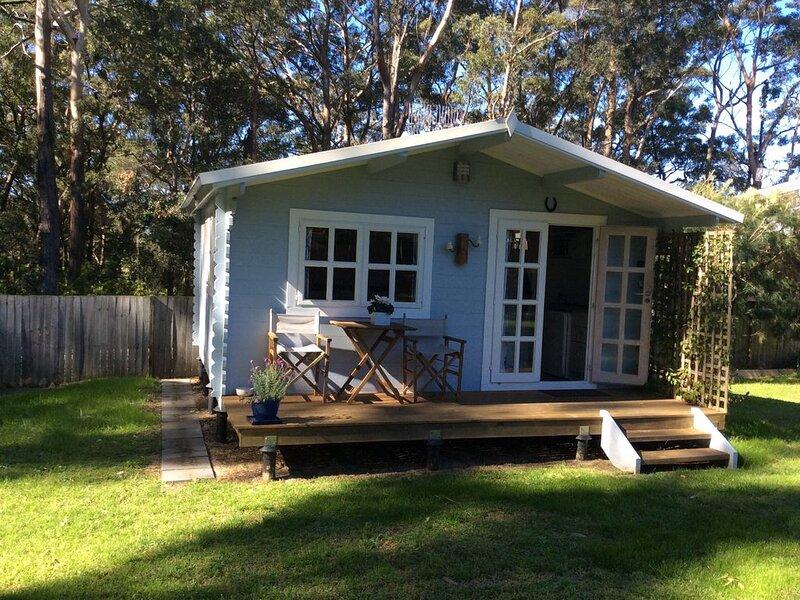 Paradise Cabin Mollymook, aluguéis de temporada em Mollymook