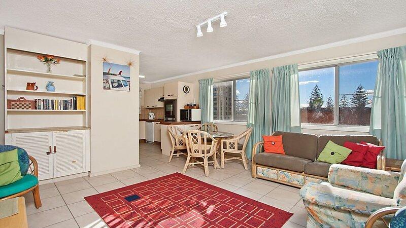 Como Unit 5 Good value Two bedroom unit, location de vacances à Fingal Head