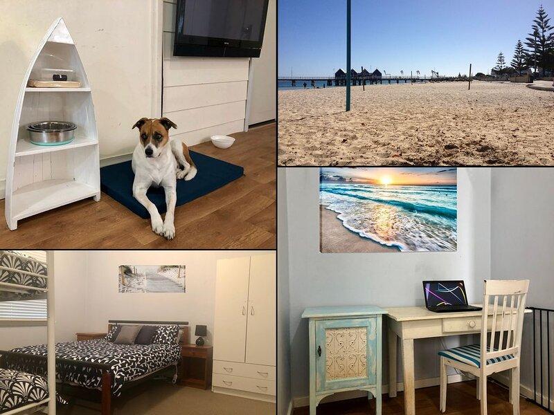 Puppies Beach Pad, Holiday with your Fur Babies, Big Yard, location de vacances à Wonnerup
