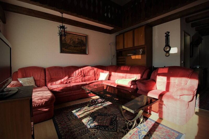 Cosy apartment in beautiful surroundings, vacation rental in Laax